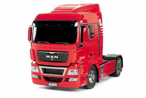 TAMIYA MAN TGX 18.540 (RED) - RC Eksperten