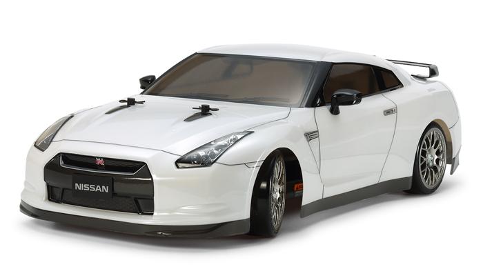 TAMIYA NISSAN GT-R DRIFT TT-02D - RC Eksperten