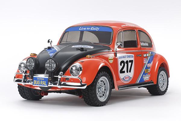 TAMIYA VW BEETLE RALLY (MF-01X) - RC Eksperten