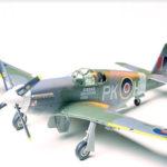 MUSTANG NORTH AMERICAN RAF 1/48 - RC Eksperten