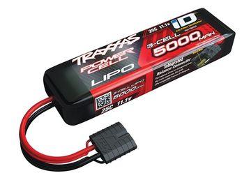 Traxxas Li-Po Batteri 3S 11,1V 5000mA 25C iD-Kontakt rceksperten