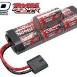 Traxxas NiMH Batteri 8,4V 3300mAh Series 3 Hump iD-kontakt www.rceksperten.no