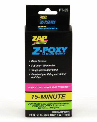 Z-POXY 15 MIN 4oz PT35