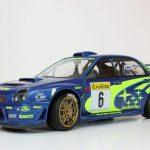 TAMIYA SUBARU IMPREZA WRC 2001 1/24 - RC Eksperten