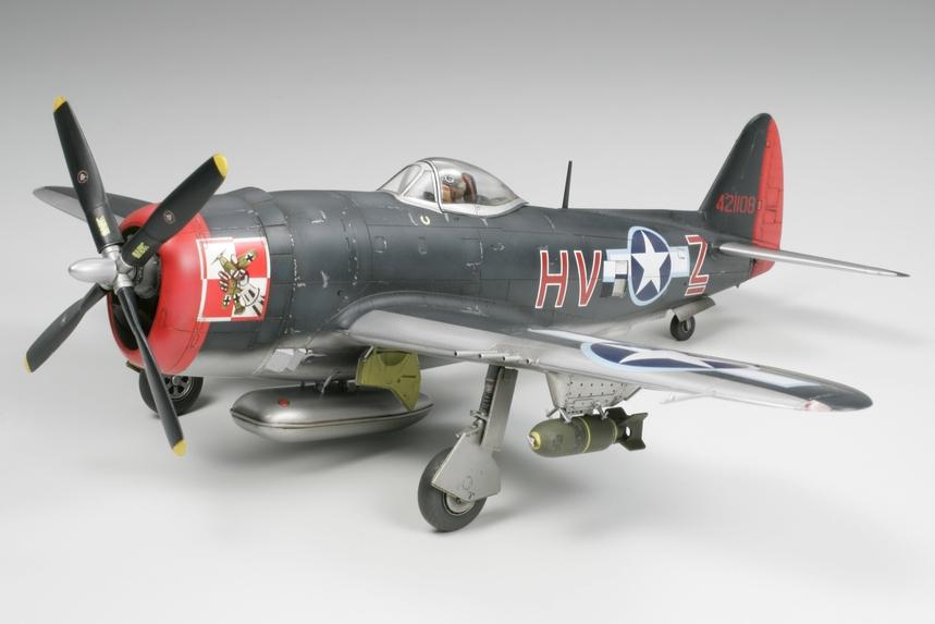 THUNDERBOLT P-47M - 1/48 - RC Eksperten