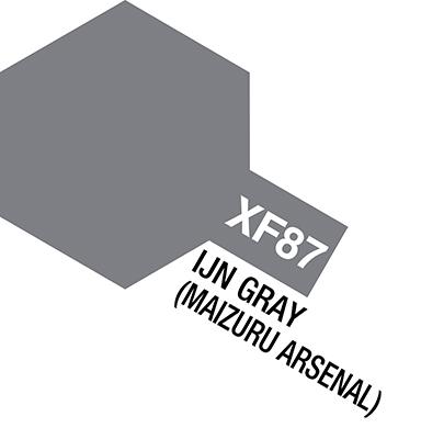 XF-87 IJN GRAY (MAIZURU A) - RC Eksperten