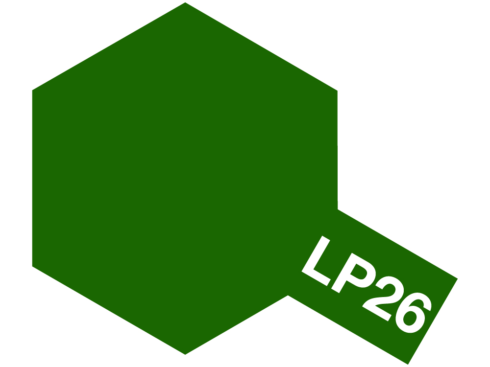 LP-26 DARK GREEN (JGSDF) - RC Eksperten