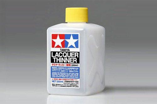 LACQUER THINNER - RC Eksperten