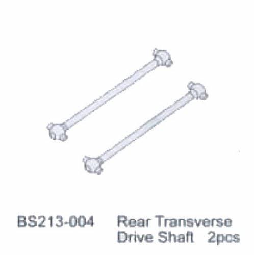 BSD REAR TRANSVERSE DRIVE SHAFT 2PCS - RC Eksperten
