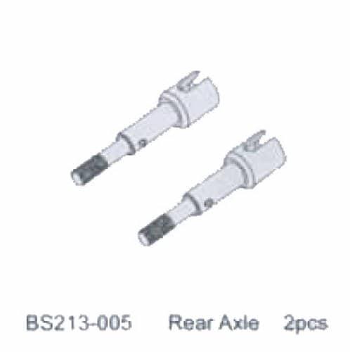 BSD REAR AXLE - RC Eksperten