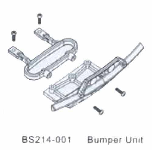 BSD BUMPER UNIT - RC Eksperten