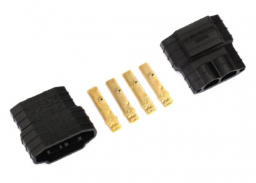 Traxxas connector male 2pcs - FOR ESC USE ONLY