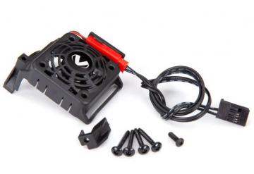 Traxxas Cooling fan kit (with shroud) 3456 - RC Eksperten
