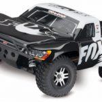 Traxxas Slash 4x4 VXL RTR TQi TSM Fox