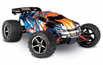 E-Revo 1/16 4WD RTR TQ Orange - Med Batt / Lader