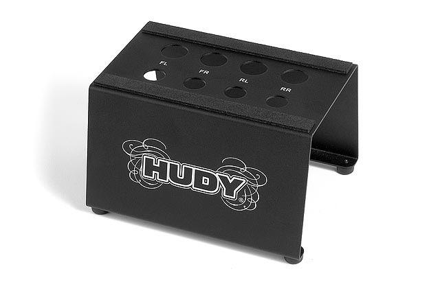 HUDY 1/8 Off-Road & Truggy Car Stand - RC Eksperten