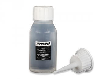 Traxxas Silikon olje 30WT for Støtdemper 60cc 1667