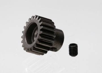 Traxxas Gear 21-T pinion (48-pitch)set screw 2421