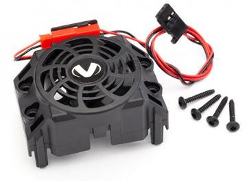 Traxxas Cooling fan kit (with shroud) Velineon® 540XL motor 3463