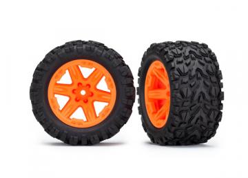 Traxxas Tires & wheels assembled glued (2.8) 6773A