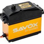 Savox SV-0235MG Servo 35Kg 0.15s HV Alu Metalldrev Giant