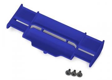 Traxxas Wing Rustler® 4X4 (blue)/ 3x8 FCS (3) 6721X