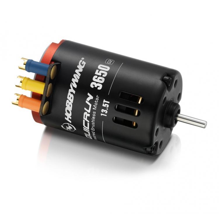HOBBYWING Motor QuicRun 3650SD 13.5T G2 - RC Eksperten