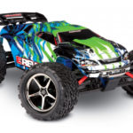 Traxxas E-Revo 1/16 4WD RTR TQ Grønn